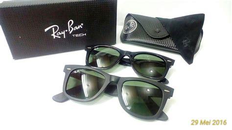 Kacamata Sunglass Pria Rayban F4622 Fullset 4 Kacamata Rayban Wayfarer Ori Louisiana Brigade