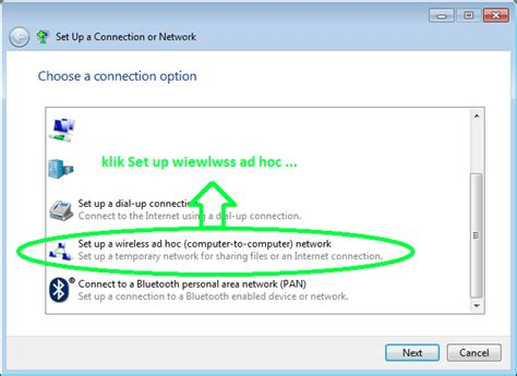 cara membuat jaringan wifi windows 10 cara membuat jaringan ad hoc pada windows 7 arfin blog