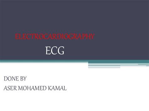 ecg tutorial powerpoint ecg