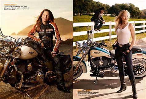 Womens Harley Davidson by Ridinginthesun