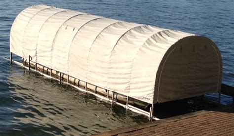 pontoon boat covers on the water conestoga covers floating boat covers