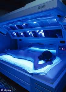 tanning bed nudes that pre holiday tan session to protect your skin could be