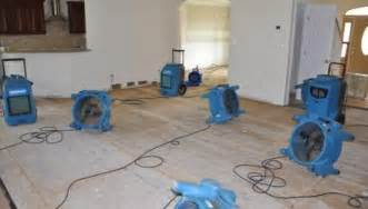 water damage restoration water cleanup raleigh