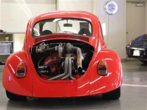 sell   volkswagen beetle turbo bad boy porsche wheels super cool ready  summer
