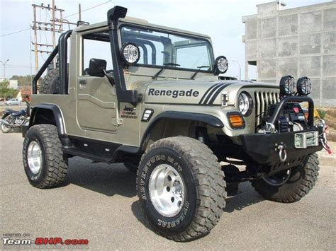 indian jeep mahindra modified jeeps of india outrageous to outstanding