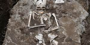 na le creepy grave unearthed in bulgaria huffpost
