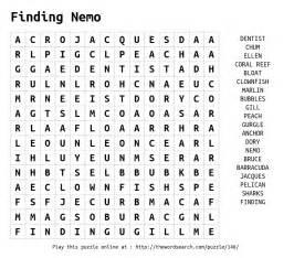 download word finding nemo