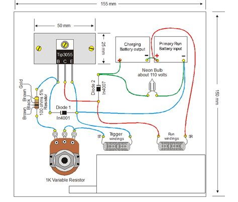 free energy generator diagram a free energy generator circuit an unsolved issue