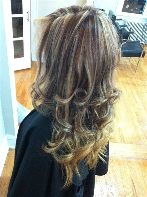 doing low lights on gray hair 90 best images about highlights lowlights on pinterest