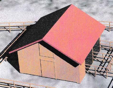 Unterstand Für Holz 876 by Bauholz Und Zubeh 246 R F 252 R Holzstadel