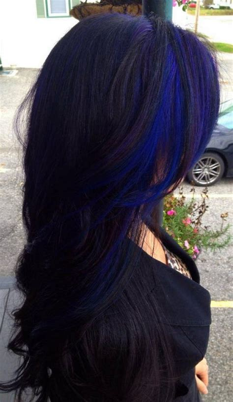 hairstyle ideas for highlights or streaks with wavy hair 50 stylish highlighted hairstyles for black hair 2017