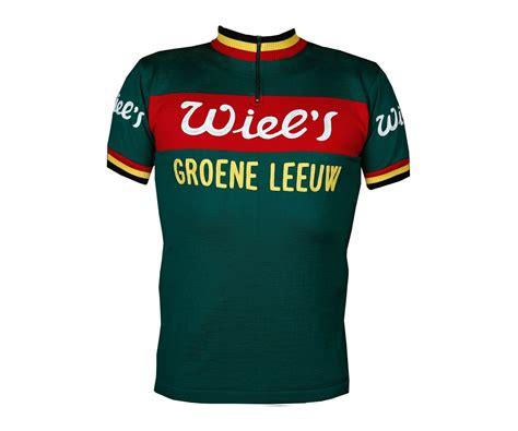 Jersey Japan Retro 98 T1310 5 wiels wool cycling jersey