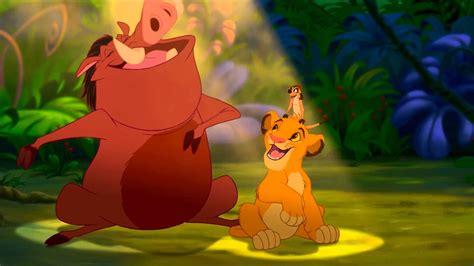 le roi lion film youtube le roi lion hakuna matata youtube
