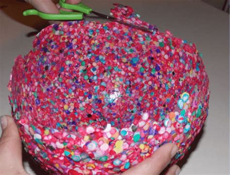 How To Make Handmade Crafts - how to make a balloon bowl diy projects craft ideas how