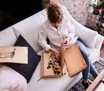 Ikea Mala Celemek Berlengan Panjang sofa kursi berlengan model terbaru ikea