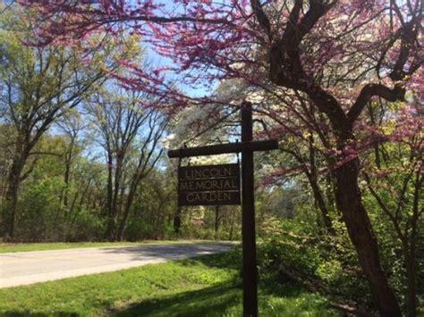 lincoln memorial park picture of lincoln memorial garden