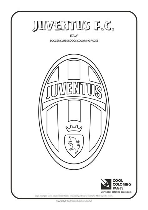 coloring pages of football logos of teams cool coloring pages soccer clubs logos juventus f c