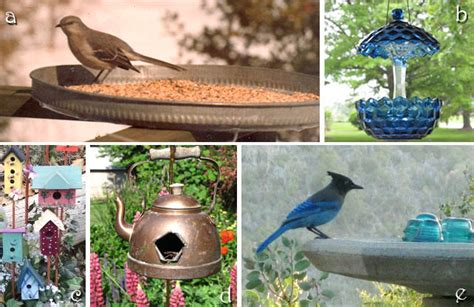 easy flea market style bird houses feeders and crafts