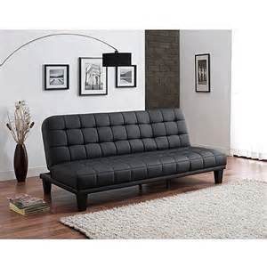 Mainstays Sofa Sleeper Metropolitan Futon Lounger Multiple Colors Walmart Com