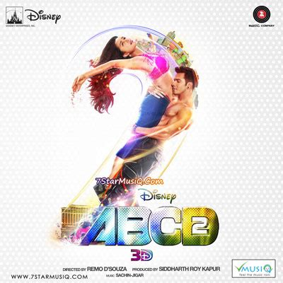 tattoo mp3 abcd 2 abcd 2 2015 hindi movie cd rip 320kbps mp3 songs music