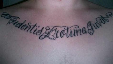 latin neck tattoo carpe diem tattoo quotes quotesgram