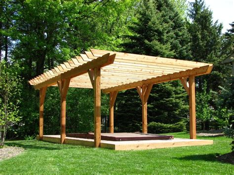 pergola styles 48 best images about pergola plans ideas on pinterest