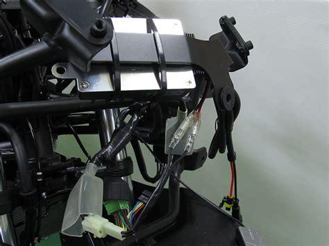 Lu Hid Kawasaki 250 bomber hid ninja専用hidキット 取付け例 株式会社 プロテック