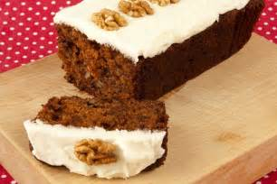 carrot walnut loaf cake recipe dishmaps
