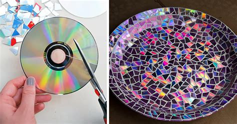 cd crafts for 21 brilliant diy ideas how to recycle your cds