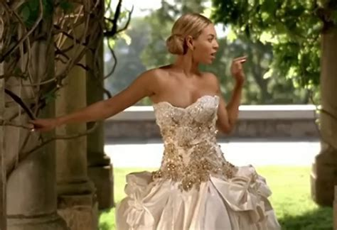 Buy Beyonce's 'Best Thing I Never Had' wedding gown   Easy