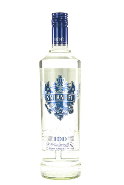 100 proof vodka smirnoff blue 100 proof vodka 750ml cellar