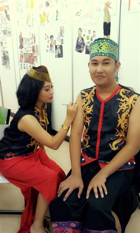 tato dayak kaltim the indonesia choir regina radite