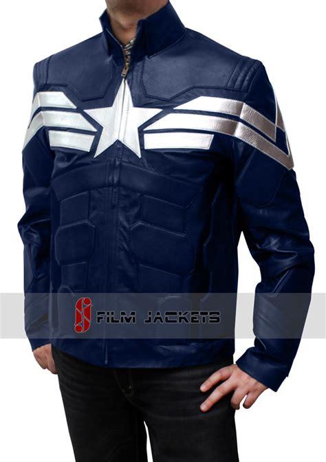 Jacket Captain America captain america winter soldier jacket