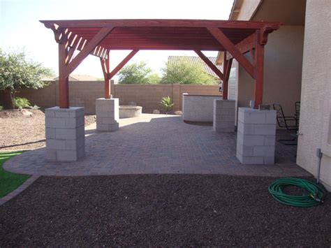 arizona backyard az backyard landscape design