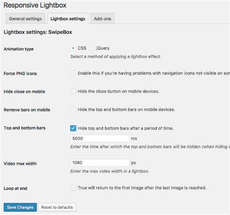 membuat wordpress responsive cara membuat gallery lightbox responsive di wordpress