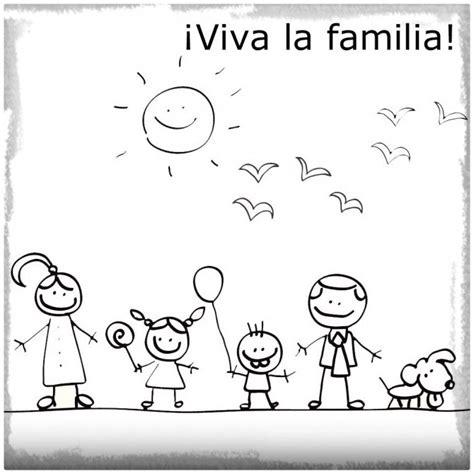 imagenes sobre la familia para dibujar dibujos de la familia para colorear e imprimir archivos