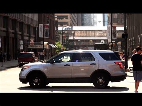 chicago police ford explorer responding youtube