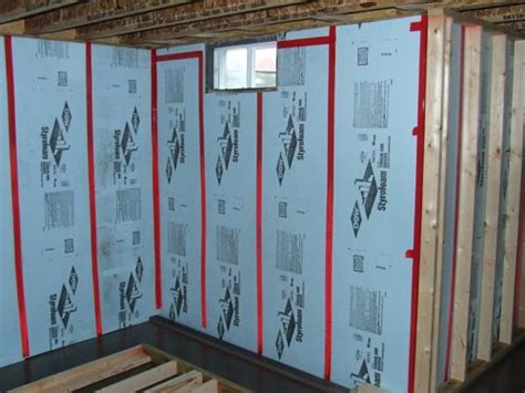 insulating basement walls with fiberglass avoiding basement insulation mistakes be the pro