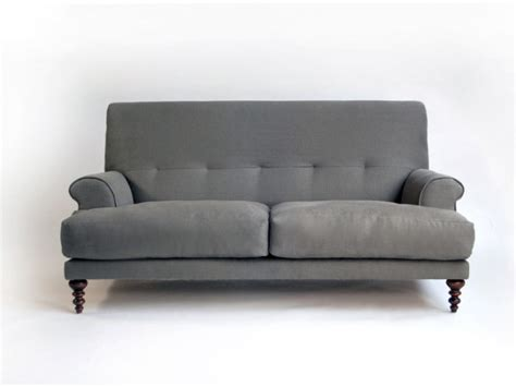 english style sofa high low cushy english style sofa remodelista