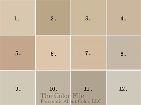 the gallery for gt sherwin williams balanced beige undertones