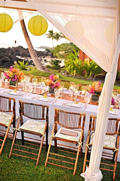 17 best ideas about luau wedding receptions on