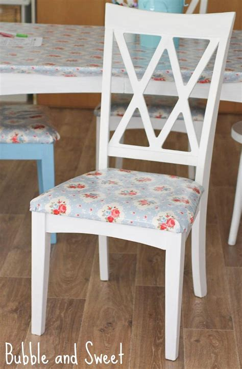 Upcycled Dining Room Chairs by And Sweet Playroom Makeover On A Budget