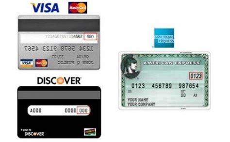 o que é o código de verificação do cartão de crédito? cvc
