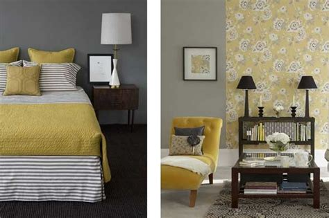 mustard yellow bedroom ideas grey walls yes black furniture yes would love a