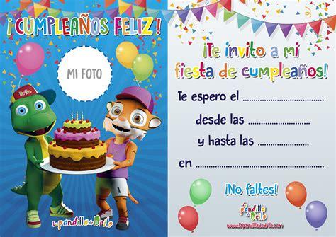 imagenes de tarjetas virtuales de cumpleaños tarjeta cumplea 209 os
