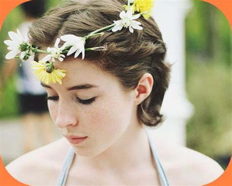 cute country hairstyles flower girls hairstyles with cute feel hairstyles directory