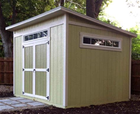 lean  shed pricing