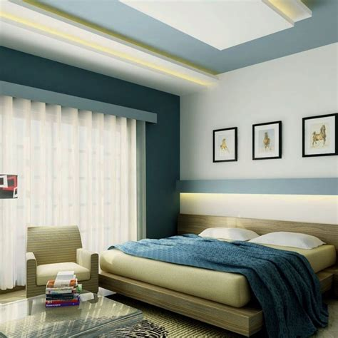 Paint Finish For Bedroom | bedroom paint finish interior design mag