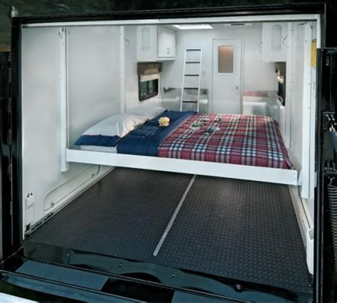 drop down bed 2007 four winds fun mover class c rvweb com