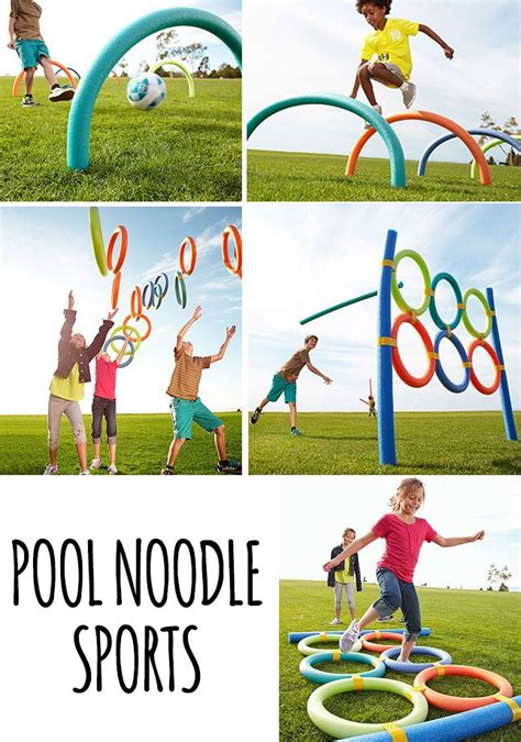 Backyard Using Pool Noodles 25 Best Ideas About Pool Noodle On